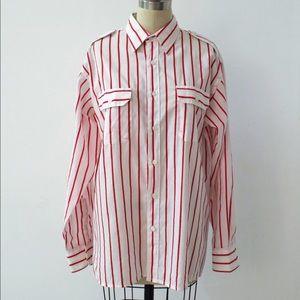 Blair Shirts - Vintage Striped Button-Up
